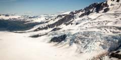 Harriman Glacier Flyover