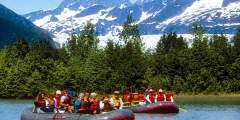 Mendenhall Glacier Float