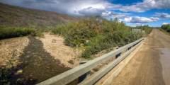Mammoth Creek Bridge (mi 116.3)