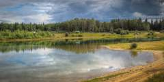 Olnes Pond Access & Campsites
