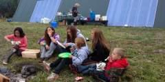 Harlequin Lake Shelter