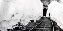 Alaska Central Railroad Tunnel