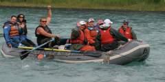 Alaska River Adventures Kenai River Rafting
