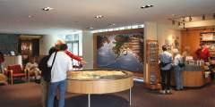 Begich, Boggs Visitor Center