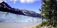 Childs Glacier Campsite