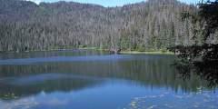 China Poot Lake Trail