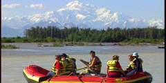 Denali View Raft Adventure Tour