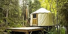 River Trail Yurt