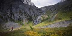 Eska Creek Falls Trail