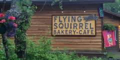 Flying Squirrel Cafe Bakery