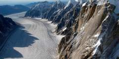 Great Gorge of Ruth Glacier