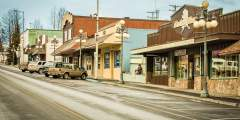 Main Street Seward