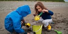 Kincaid Beach: Anchorage's Big Secret Sandy Beach