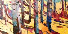 57. Kesler Woodward - Painter
