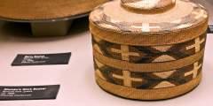 71. Tlingit Baskets - Spruce Root