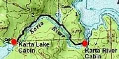 Karta River Trail