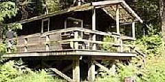 Kegan Creek Cabin