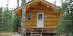Kelly Lake Cabin