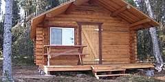 McLain Lake Cabin