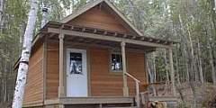 Slaven's Public Use Cabin