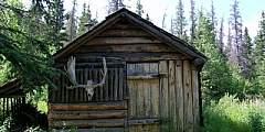Emma Lake Cabin