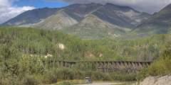 Gilahina Trestle & Hiking Trail