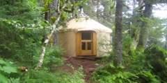 Tutka Bay Yurt #2
