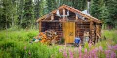 Rohn Roadhouse Safety Cabin