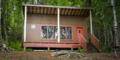 Red Shirt Lake Cabin #3