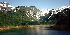 Salmon Creek Trail