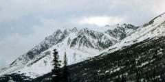 Ship Creek Trail (Alpenglow)