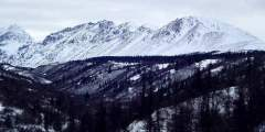 South Fork Rim Trail