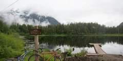 Thimbleberry Lake-Heart Lake Trail