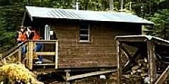 Anan Lake Cabin