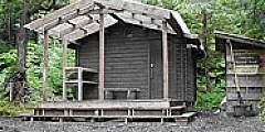 Barnes Lake Cabin