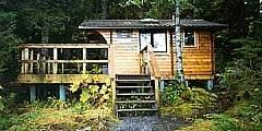 Berners Bay Cabin