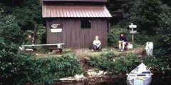 Hasselborg Creek Cabin