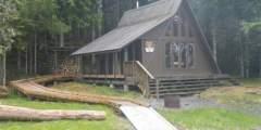 Steamer Bay Cabin