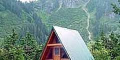 Swan Lake Cabin
