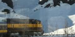 Seward Railroad Terminus