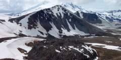 Novarupta Crater