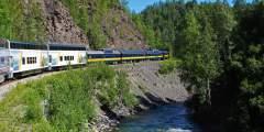 Wilderness Express (Anchorage - Talkeetna - Denali - Fairbanks)