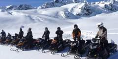 Alaska Wild Guides Backcountry Snowmobile Adventures