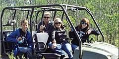 Black Diamond ATV Treasure Hunt Tour