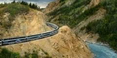Denali Rail Tours (Anchorage - Talkeetna - Denali - Fairbanks)