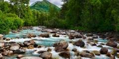 Hatcher Pass Alaska Scenic Drive