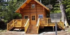 Point Amargura Cabin