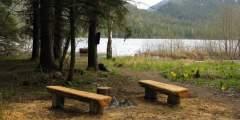 Sitkoh Lake East Cabin