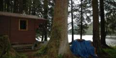 Young Lake (North) Cabin