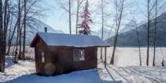 Yuditna Creek Cabin